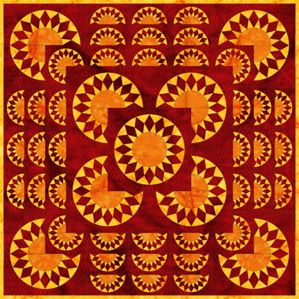 art linky sunflower and quilt quilts sunflowers showed stunning january pugachova olena from a us tuesday pin