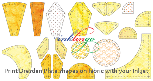 Shapes included