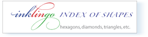 Index of Shapes