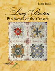 Lucy Boston Patchwork of the Crosses POTC