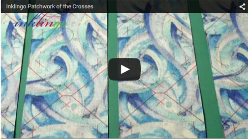 How to choose fabric for Lucy Boston Patchwork of the Crosses