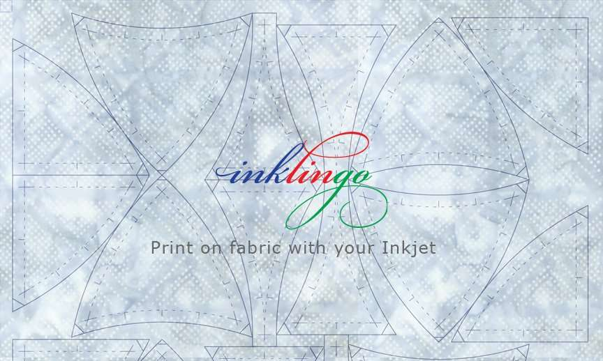 Print on fabric quilts
