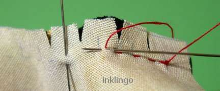 How to sew curves for Yin Yang Quilts