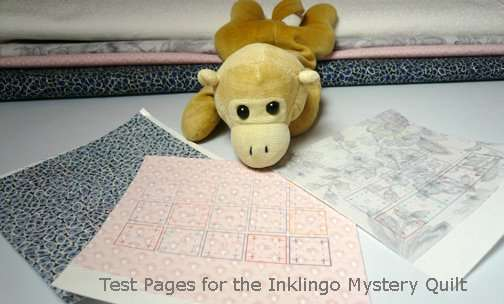 Test Pages for COTSG