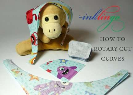 How to Rotary Cut Curves