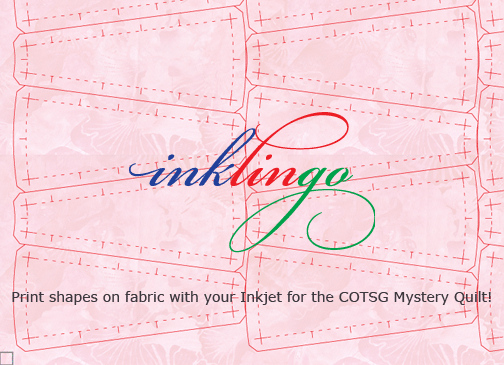 Inklingo COTSG Mystery Quilt