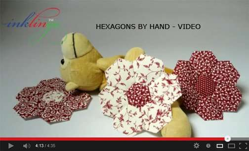 Video - Continuous stitching by hand