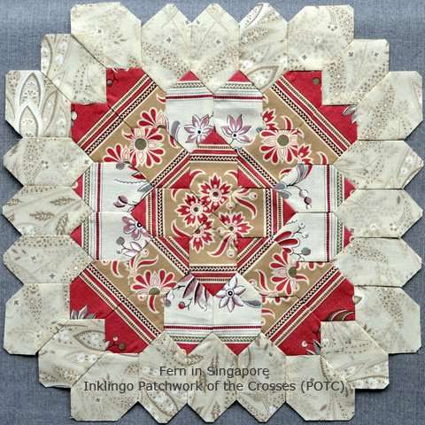 POTCInklingo Patchwork of the Crosses by Fern