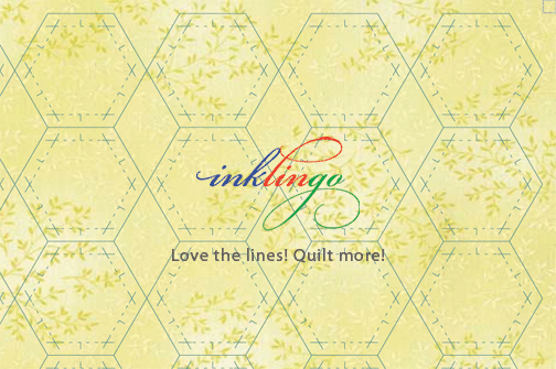 Inklingo - Love the lines! Quilt more!