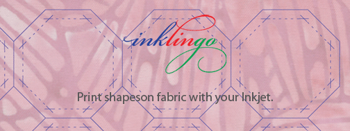 Print on fabric with your Inkjet and Inklingo