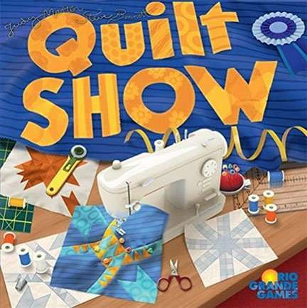 Judy Martin's Quilt Show Game NEW