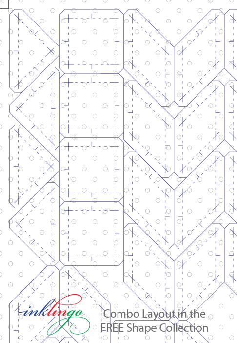 Free shape collection - Combo 2