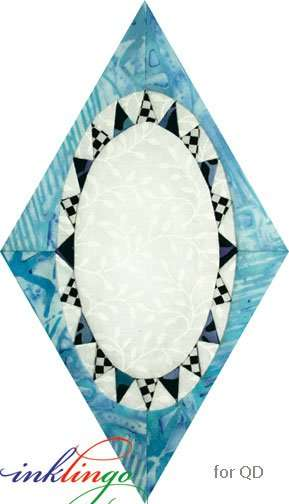 Quilted Diamonds 2 - # 4