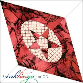Quilted Diamonds 2 - #13