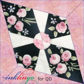 Inklingo for Quilted Diamonds