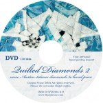 Quilted Diamonds 2 DVD lesson