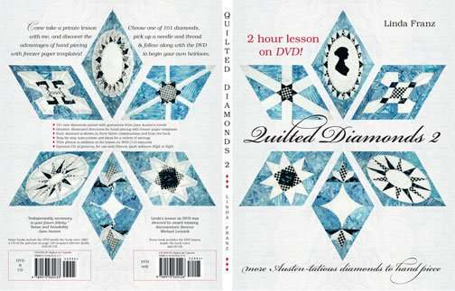 Quilted Diamonds 2 Covers