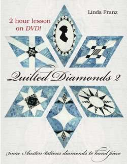 Quilted Diamonds 2 with DVD