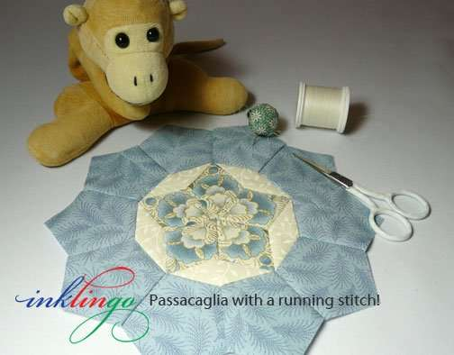 How to sew Passacaglia by Hand