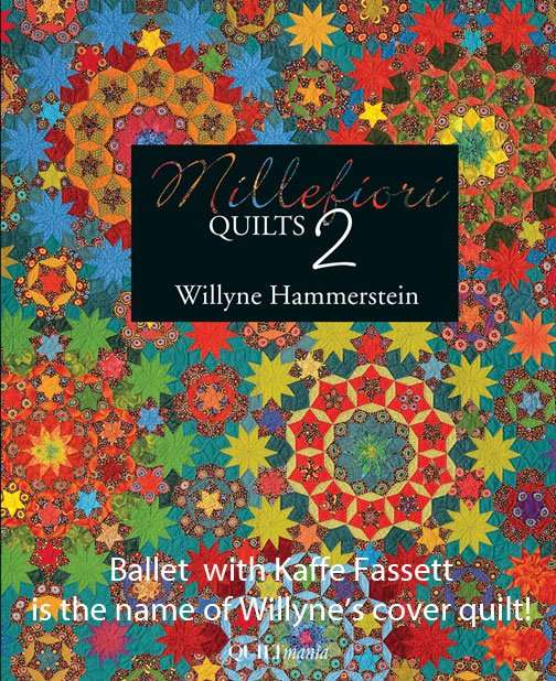 Ballet from Millefiori Quilts 2