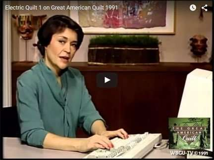 Electric Quilt 25 years