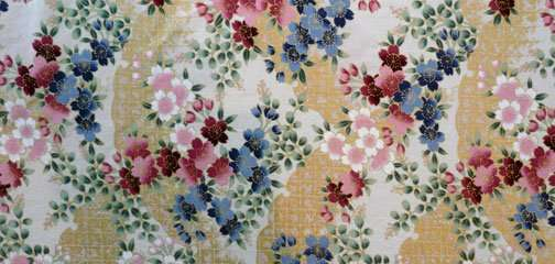 Fabric for fussy cutting
