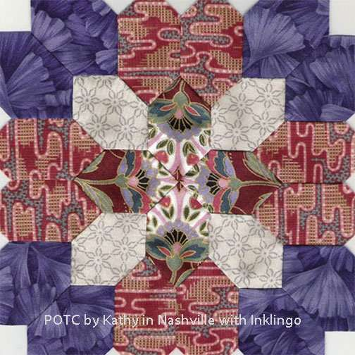 Kathy Timmons Patchwork of the Crosses