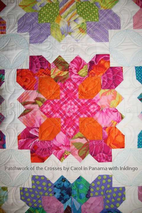 Patchwork of the Crosses in Panama
