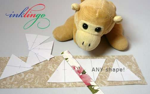 Make templates for any shape!