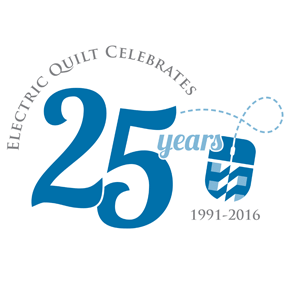 Electric Quilt celebrates 25 years!