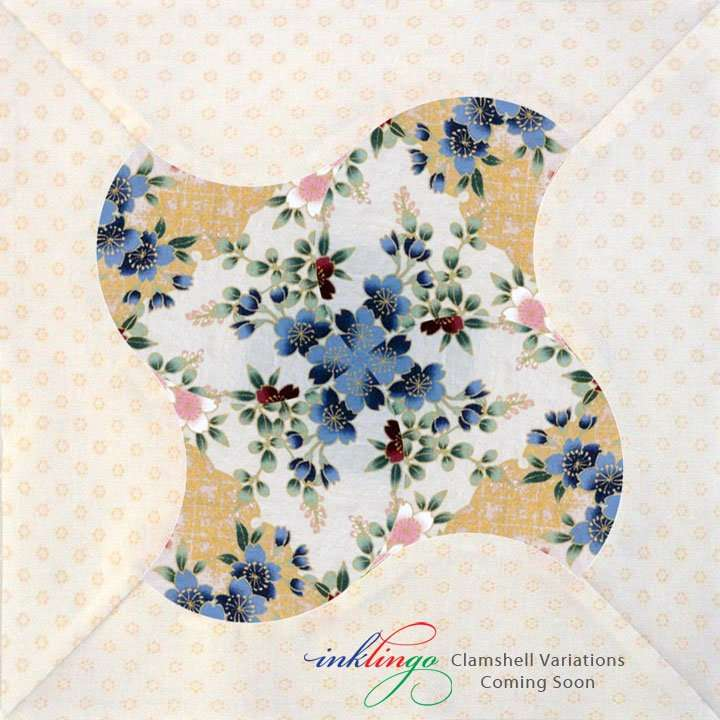 Clamshell 4-Patch