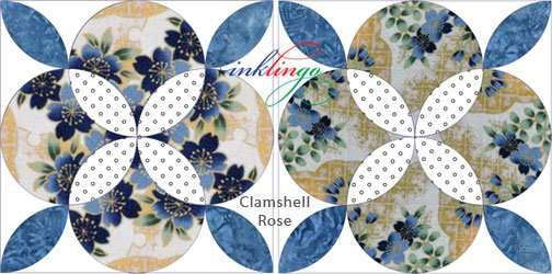 Clamshell Rose