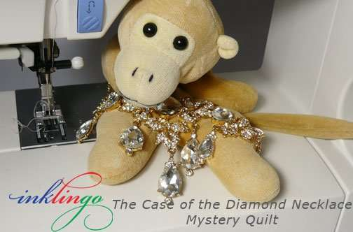 The Case of the Diamond Necklace Mystery Qult