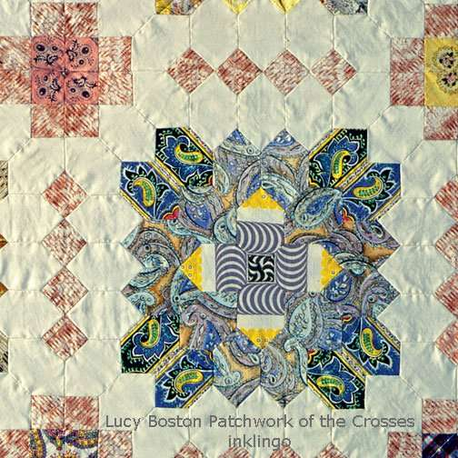 Lucy Boston Patchwork of the Crosses