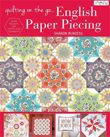Sharon Burgess' Quilting on the Go