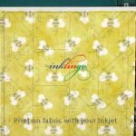Fabric Samples Printed with Inklingo FREE