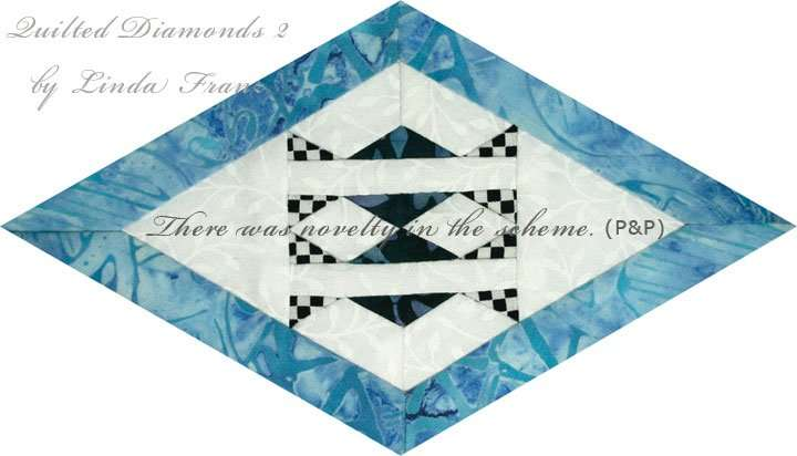 Quilted Diamonds 2 # 51