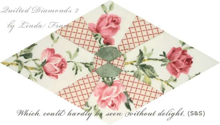 Quilted Diamonds 2 # 59
