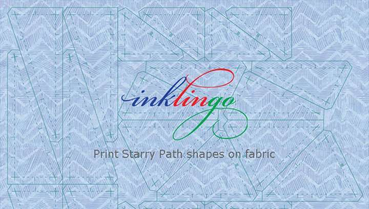 Starry Path templates