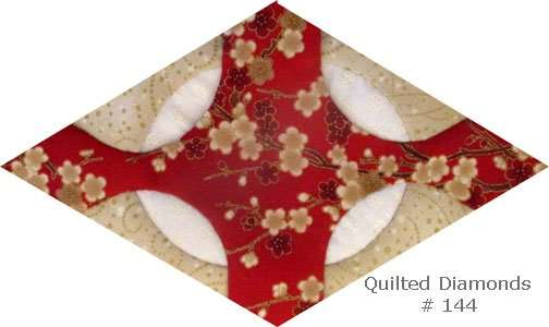 Quilted Diamonds - Quilt-Along 001 - Introduction