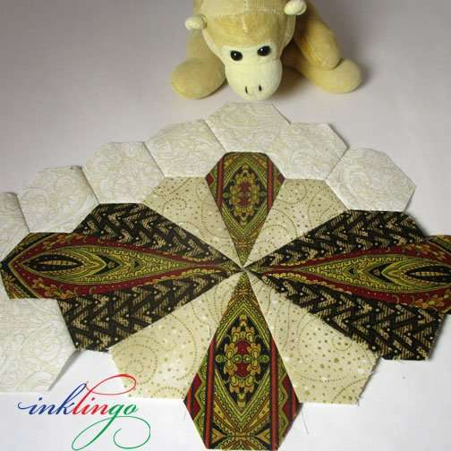 Dodecagon Quilt
