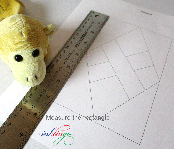Measure the rectangle