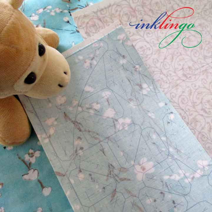 Inklingo Combo Layouts are Quilting Magic