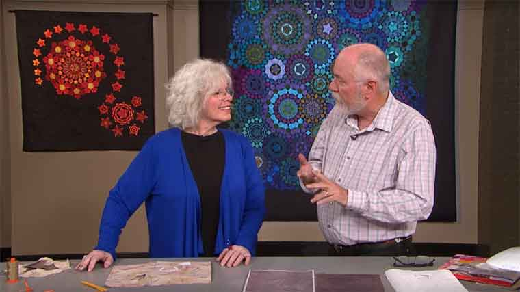 Ricky Tims and Diane Kirkhart talk about Inklingo