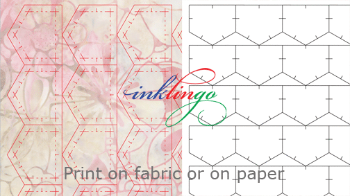 Flower Power templates to print