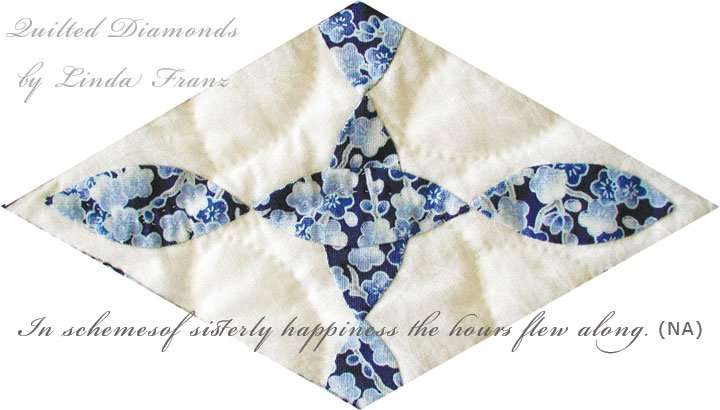 Quilted Diamonds # 8